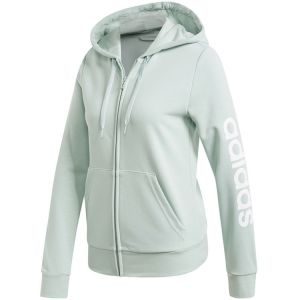 BUZO TRAINING MUJER ADIDAS CON CAPUCHA ESSENTIALS LINEAR
