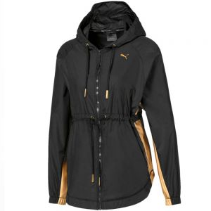 CAMPERA TRAINING MUJER PUMA  METAL SPLASH ANORAK