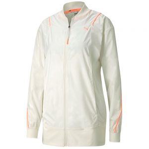 CAMPERA TRAINING MUJER PUMA  PEARL WOVEN JACK