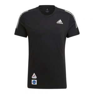 REMERA RUNNING  HOMBRE ADIDAS SPACE TEE M