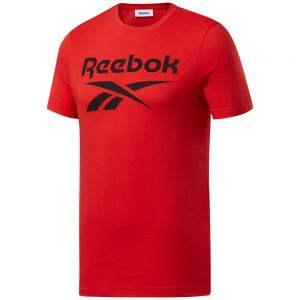 REMERA TRAINING HOMBRE REEBOK STACKED